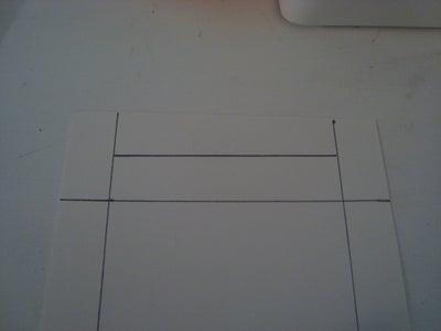Mark Fold Lines.