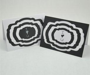 Multiple Frame Card