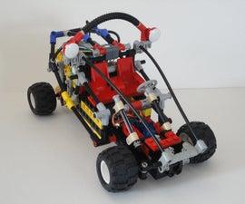 """R/C LEGO® """"The Bull"""" Buggy"""