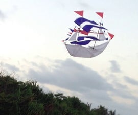 Sail A Ship Kite