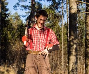 The Moody Lumberjack