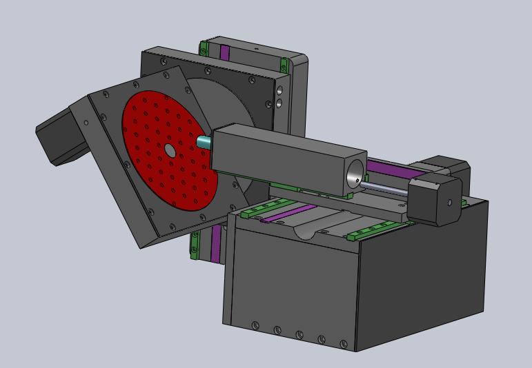 5 Axis Desktop CNC Mill
