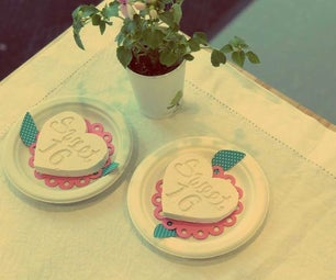Molded, Edible Custom Party Favors