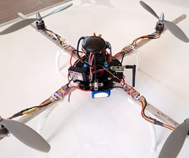 How to build a Quadcoptor. (NTM 28-30S 800kV 300W and Arducopter APM 2.6 & 6H GPS 3DR Radio and FlySky TH9X)