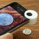 iPhone 4, iPhone 4S Slide-On Macro Lens