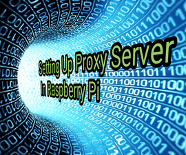 Setting Up Proxy Server in Raspberry Pi