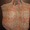 Plastic bag bag