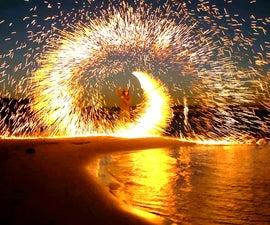 Steel Wool Fireworks - Tips & Tricks