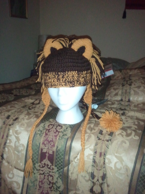 Picture of Lion Hat