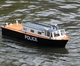 Build a Model Boat: Telectra