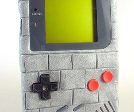 "Gameboy Sculpting: ""Bricking"" Your DMG"