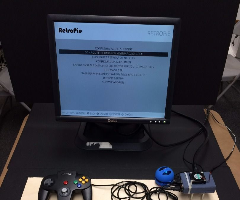 Raspberry Pi RetroPie Gaming Station (Optimized for N64): 11
