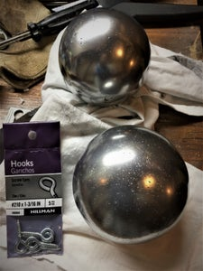 Turning Balls Into Ornaments