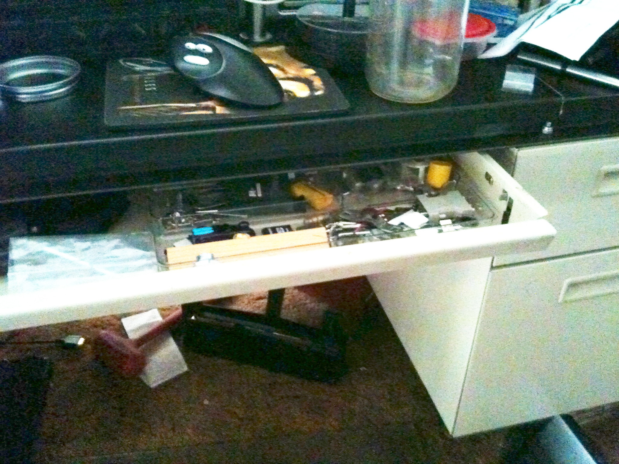 Picture of Ikea Hack, Galant Desk!