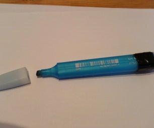 Make a Permanent-marker-remover!