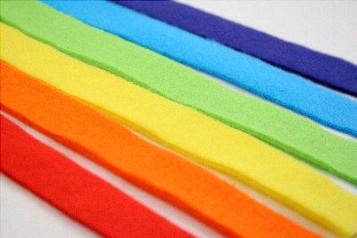 Cut One-inch Strips