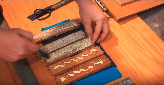 Assembling the Tambour