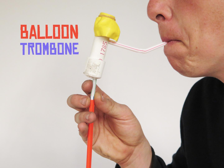Picture of Balloon Trombone