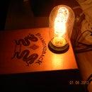 Antique Style Custom Lamp