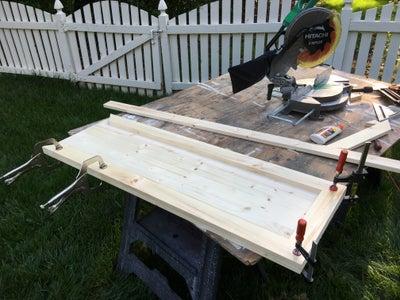 Preparing the Table Top