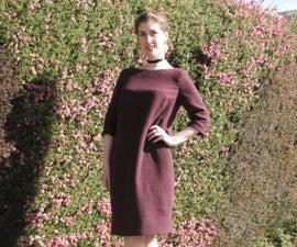 A Warm Wool Dress