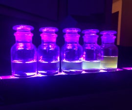 DIY Quantum Dots(Nanotech in Your Kitchen)