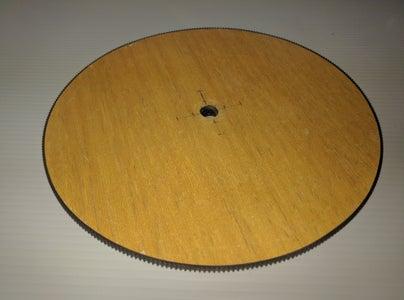 Mechanics, Part 1 - Make Gear-wheels From a Timing Belt