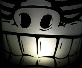 HAPPY DAYS_ LED Lamp