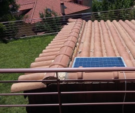 Solar Variable Power Supply