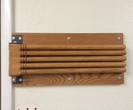 Clothes Drying Rack - Old Fashion Design Copy