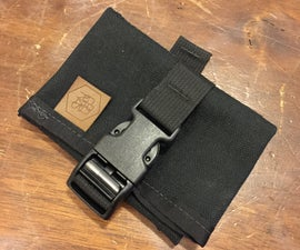Bicycle Tool Roll