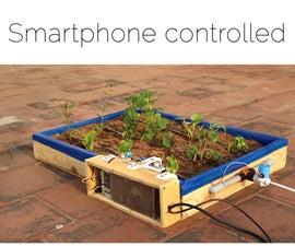 覆盆子PI Powered IoT花园