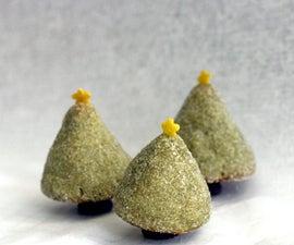 Green Tea Tree Cookies