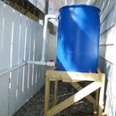 Rainwater collection & distribution system