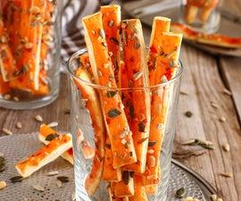Sweet Chili Breadsticks
