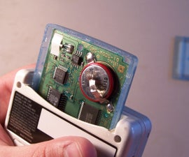 How to Change Game Boy Cartridge Battery