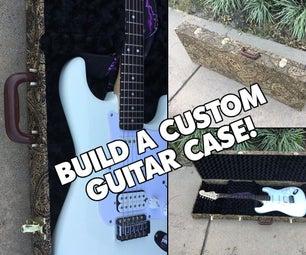 Custom Guitar Case (DIY!)
