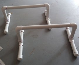 PVC Parallettes