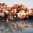 Home Made Caramel Popcorn Recipe