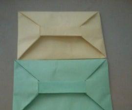 Envelope With Seal Flap Pocket