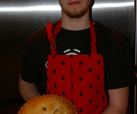 William Jones' Pi Pie (mathematically Infused)