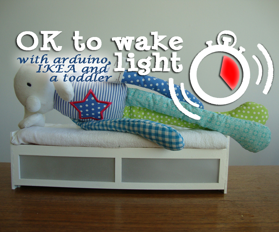 Picture of 'OK to Wake' Clock for Your Toddler