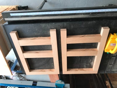 Start Your Assembly and Dry Fitting the Sides of the Bench.