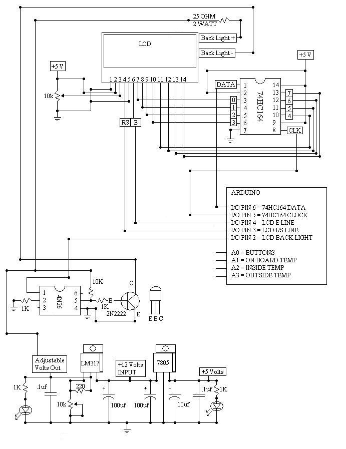 Picture of Main Schematic