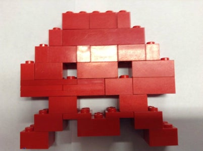 8-bit Space Invaders
