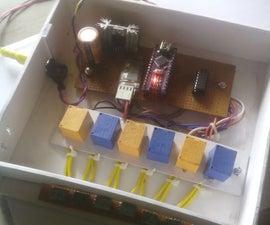 DIY! Arduino Home Automation