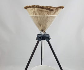 Tripod Pour Over Coffee Stand