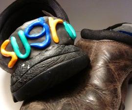 Sugru Shoe Repair