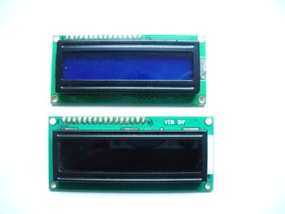 Setting Up the LCD
