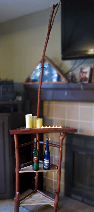 Picture of Corner Table, Variation 4